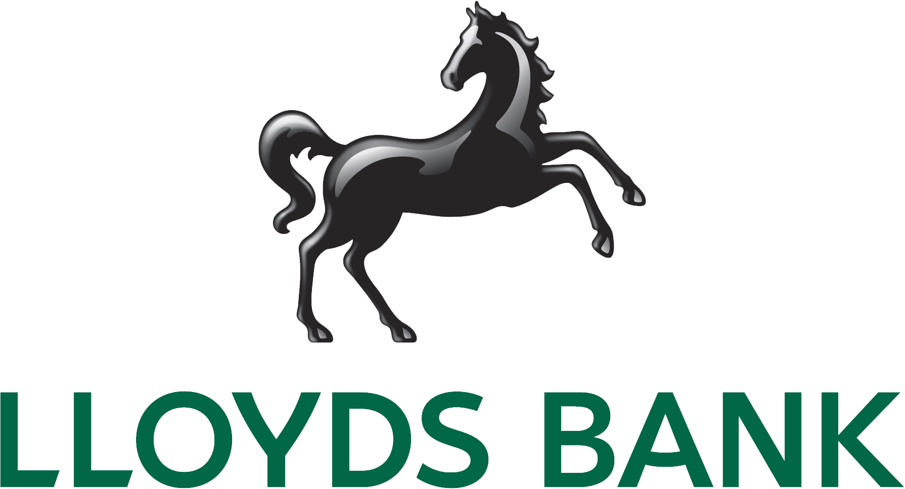We work with Lloyds Bank