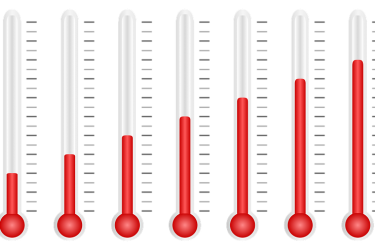 Heat rise